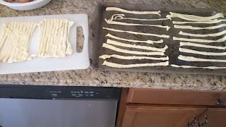 Pillsbury Mummy Dogs recipe