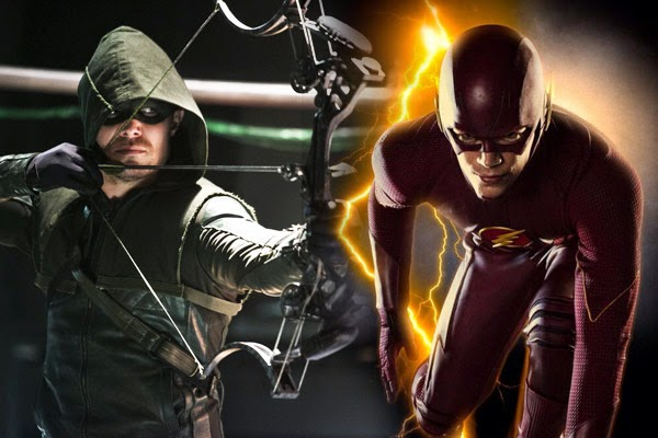 ARROW E THE FLASH, RITORNANO IN TV LE SERIE CULT DELLA STAGIONE 2015