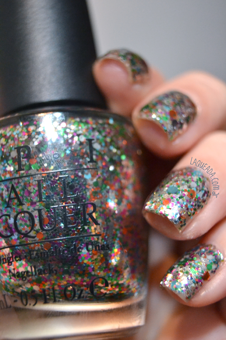 OPI - Rainbow Connection