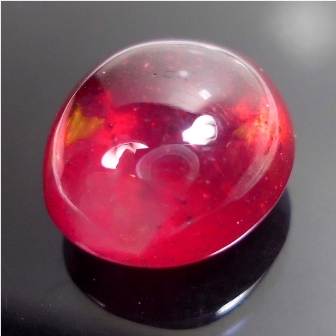 Natural Red Ruby [LP283]