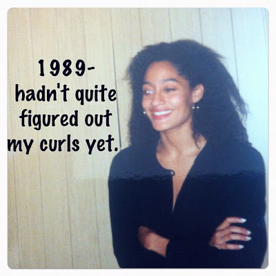 Tracee Ellis Ross On Her Natural Hair Journey