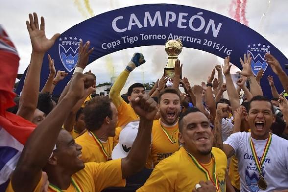 SPORT BOYS CAMPEÓN - APERTURA 2015