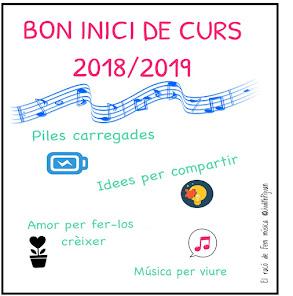 BON CURS 2018/19