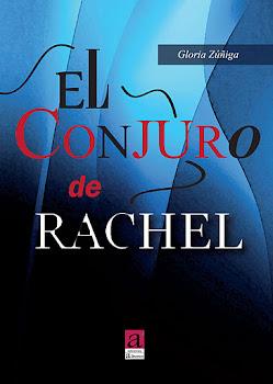 """""""El conjuro de Rachel"""". Mi cuarta novela recién """"sacada del horno"""""""