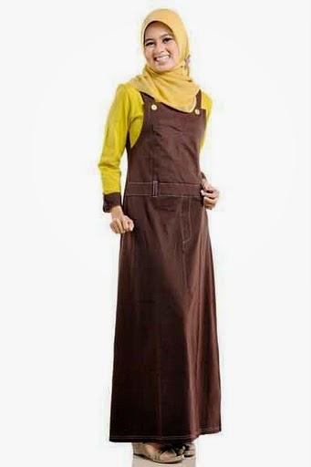 Gambar Desain Baju Muslim Remaja Gaul