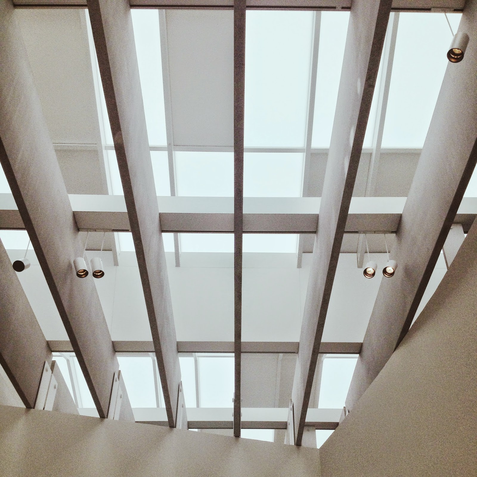 Corning Museum of Glass Ceiling