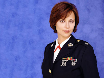 Hot Actress Catherine Bell Wallpaper