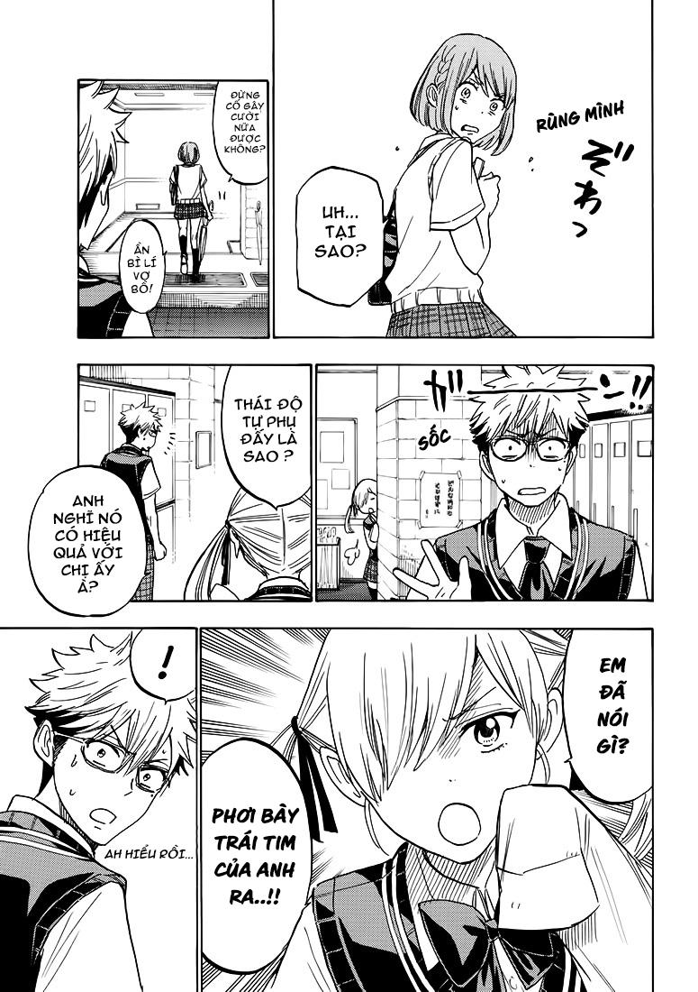 Yamada-kun to 7-nin no majo chap 215 page 16 - IZTruyenTranh.com