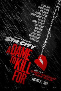 Film Barat Terbaru Sin City: A Dame to Kill For (2014)