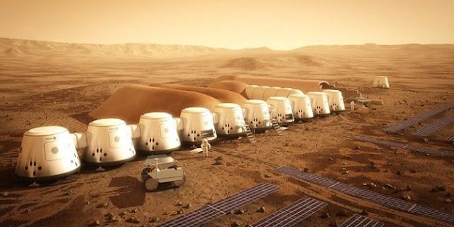 Pakar MIT Prediksi Koloni manusia pertama di Mars akan mati dalam 68 hari