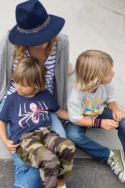little boys long hair styles, surfer hair, family, mom of boys, style