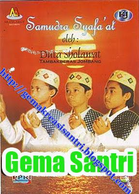 Duta Sholawat - Album Samudra Syafa'at #1 - Gema Santri