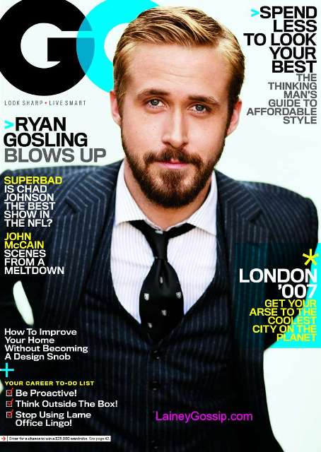 I think I am in love with this guy ... and Ryan Gosling.