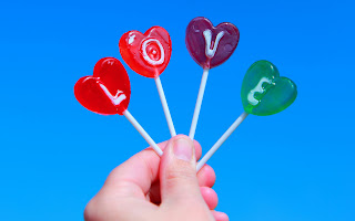 Love Lolly Pop HD Wallpapers