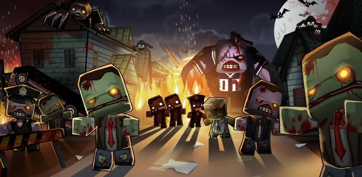 Call of Mini: Zombies (Hack Coin) v1.3 Apk + Data Download