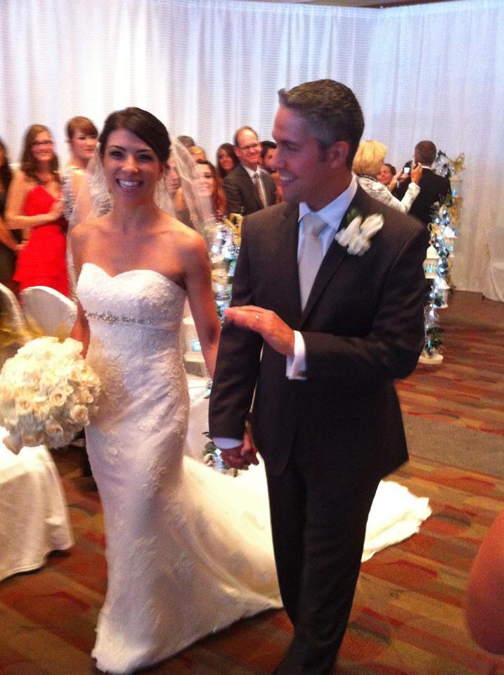 Weddings And Sock Buns