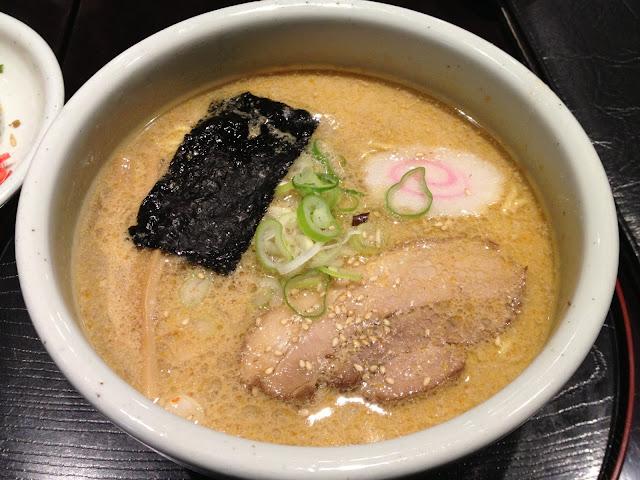 Shoyu Ramen - Hokkaido Ramen Santouka