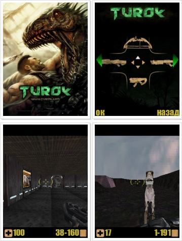 game fps tembak : Turok