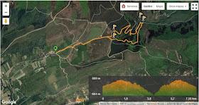 San Pelayo-Cascadas de Aguasal