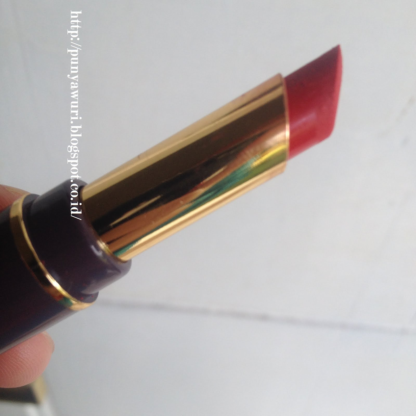 Harga Jual Lipstik Lindor Toko Kosmetik Dan Bodyshop Online Blog Lipstick Color Fix Review Colorfix Matte 1 Red Wuriw