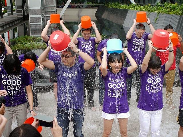Korban Ice Bucket Challenge
