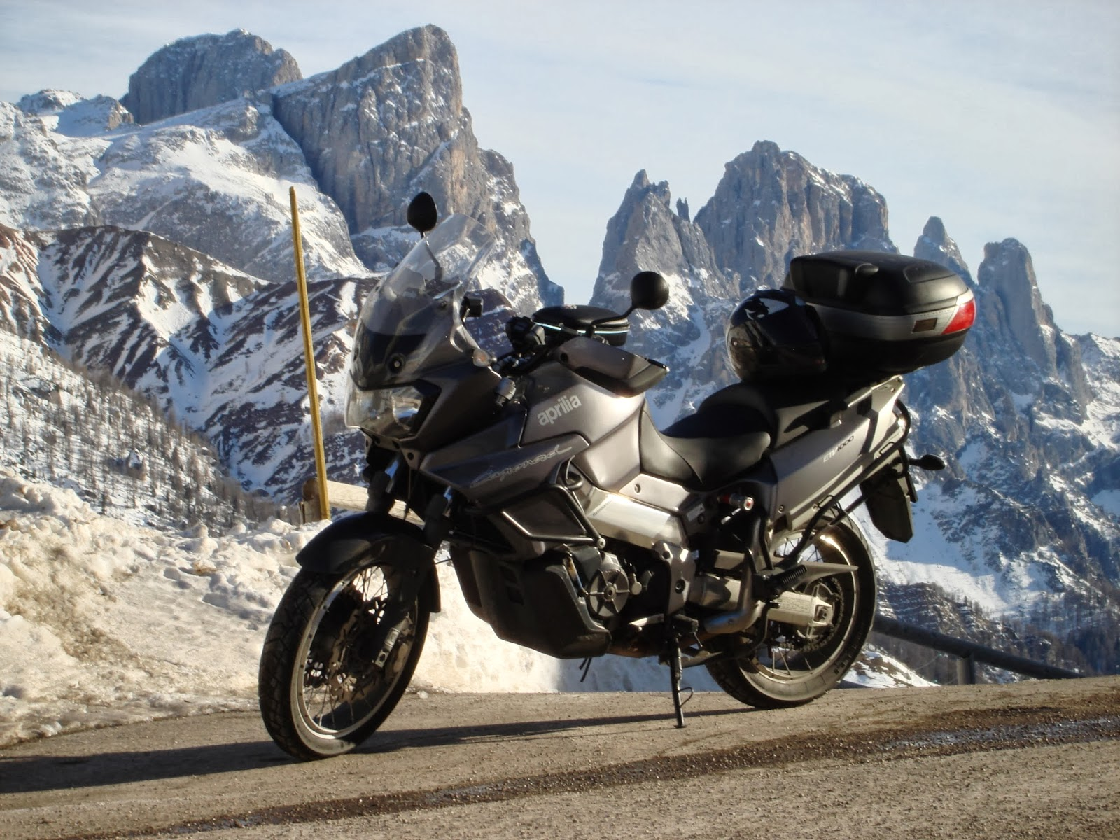 Aprilia ETV 1000cc Caponord New Motorcycles