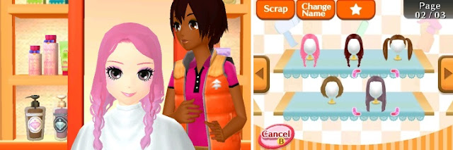 new Style Boutique 2, new Nintendo 3DS, fashion and beauty game
