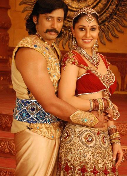 rajakota rahasyam movie heroine pooja chopra stills