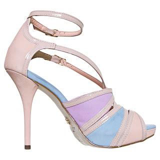Via Marte - Coleção Verão 2013 sandália multicoloridas, preços