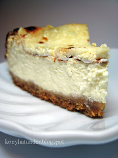 Baked-New-York-Cheesecake-slice