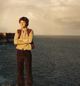 Ian Parker 17 years - Uni. days