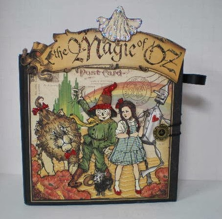 Magic of Oz Journal