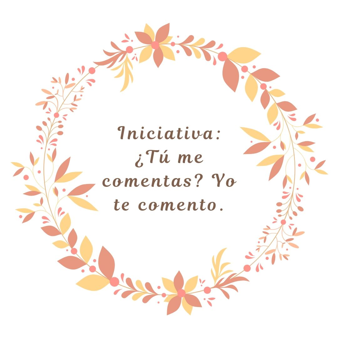 ♡ INICIATIVA ♡