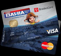 como tirar a fatura do cartão casas bahia bradescard cartão card
