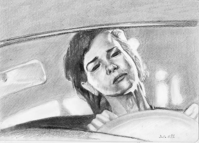 Elle conduit la nuit