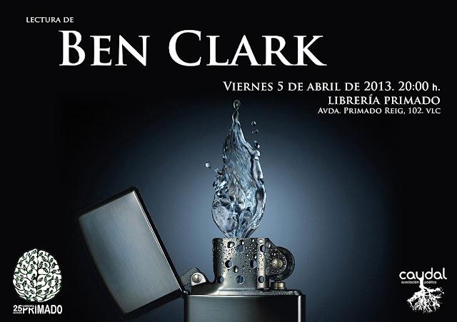 Ben Clark Poesía