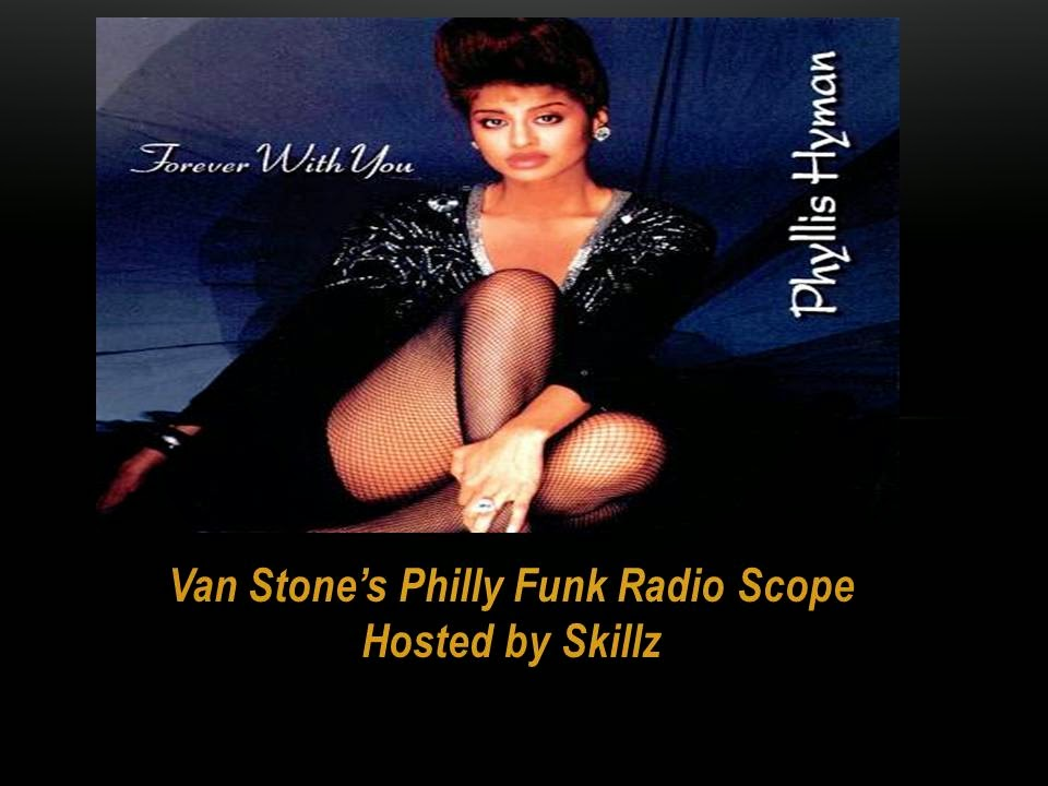 Van Stone's Philly Funk Radio Scope