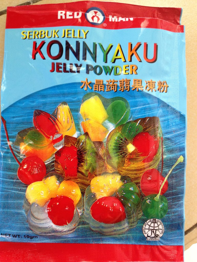 how to cook konnyaku jelly