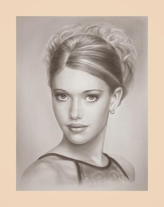 talleracuarela.com, los retratos como regalo