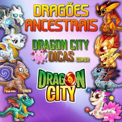 Como fazer os Dragões Ancestrais ( Procriações )