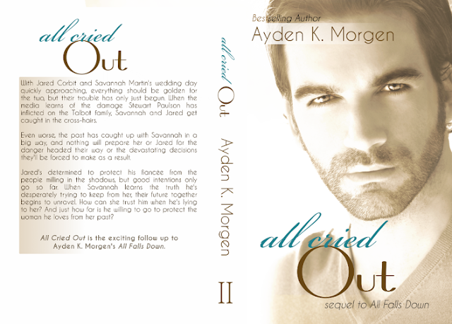 Cover Reveal for All Cried Out!