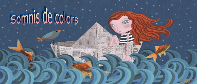 http://somnisdecolors.blogspot.com.es/ ESTUPENDA PÁGINA SOBRE EDUCACIÓN INFANTIL. SUPERCREATIVA Y LLENA DE IDEAS INGENIOSAS Y ORIGINALES.