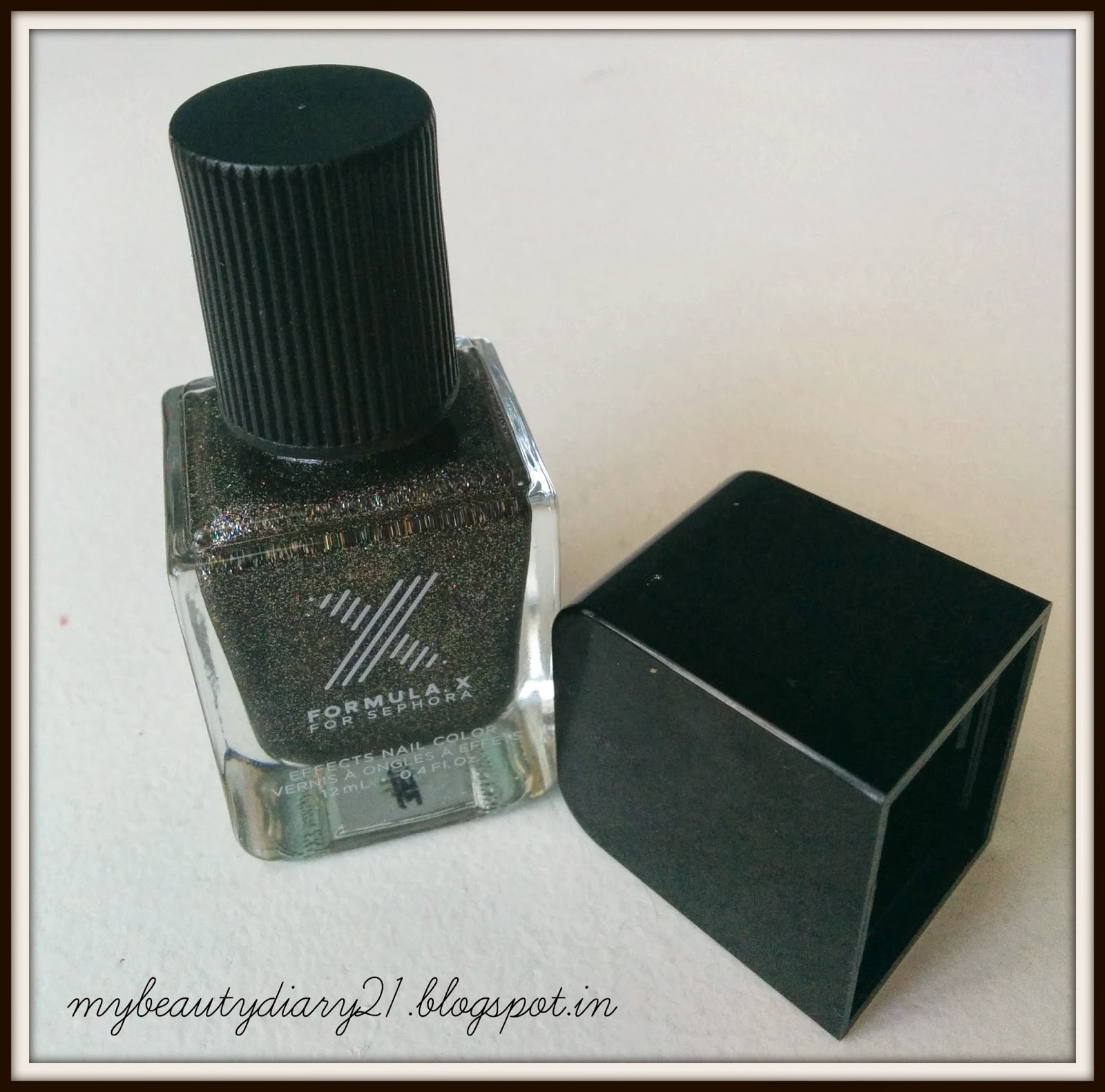 Formula X for Sephora Lusture in Super Charged
