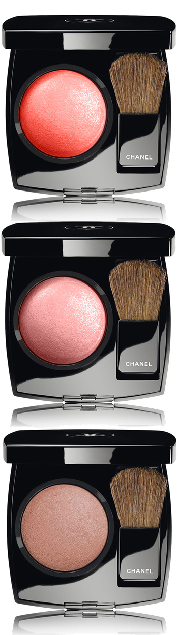 CHANEL JOUES CONTRASTE -RÊVERIE PARISIENNE Powder Blush