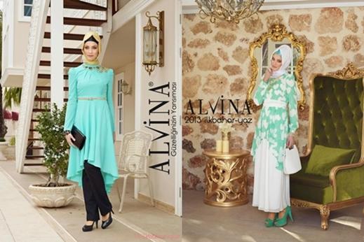 Alvina 2013 İlkbahar Yaz Kolleksiyonu