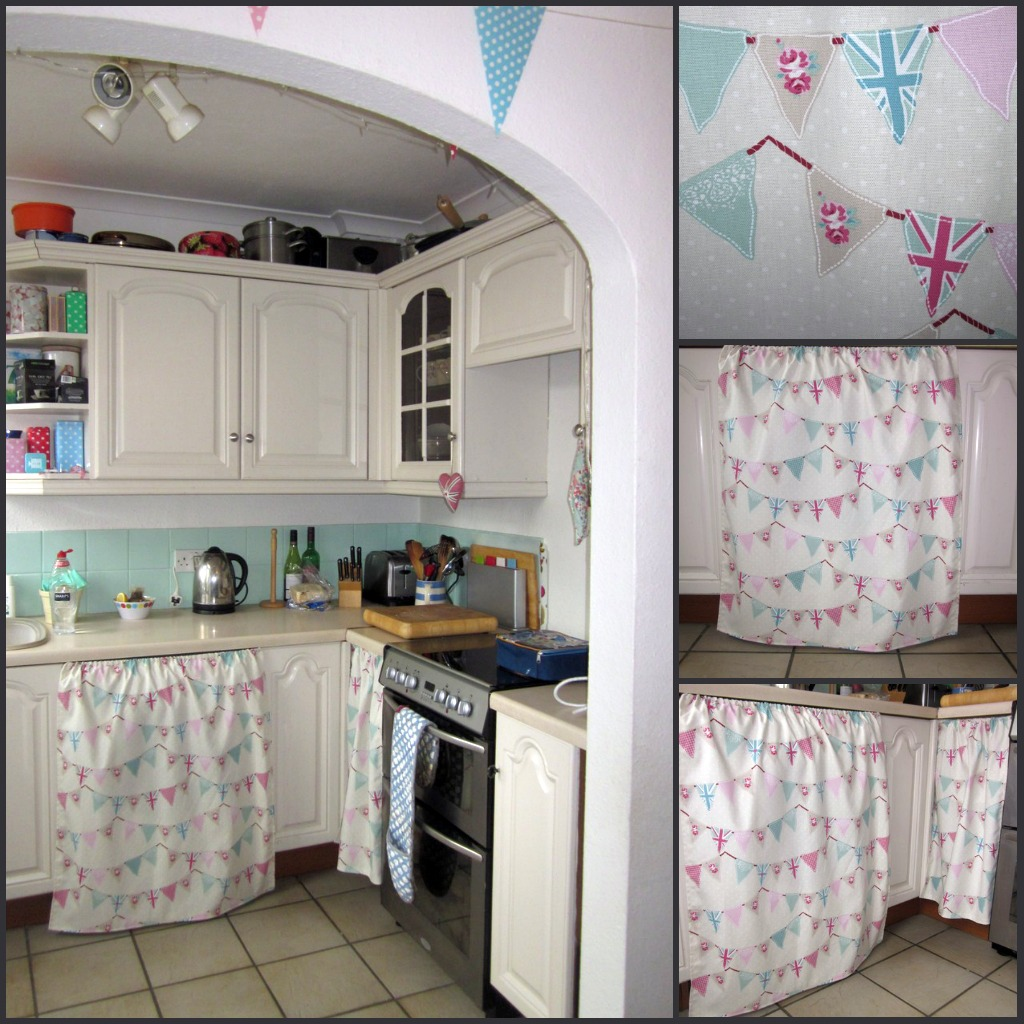 76 sunflowers: Shabby Chic Kitchen - with an emphasis on the shabby