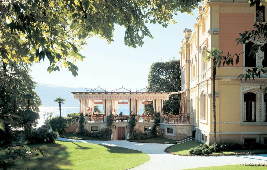Villa Feltrinelli James Bond