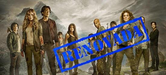 The 100 (CW): Renovada para una tercera temporada