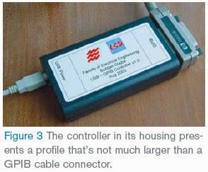 USB-Based GPIB Controller