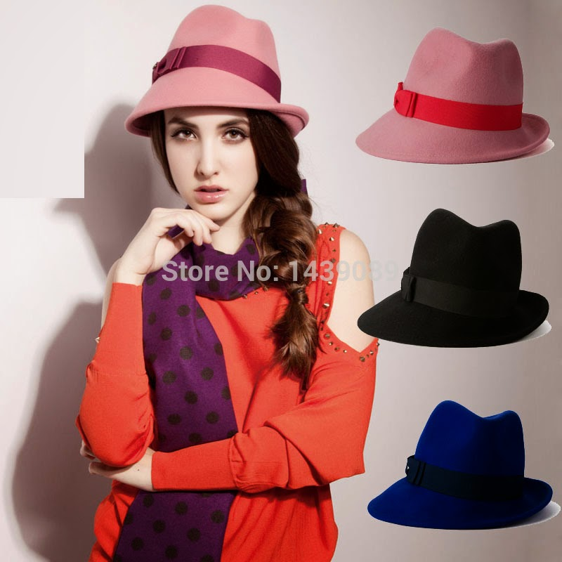 Trend To Rock Fedora Hats Photo Buzznet